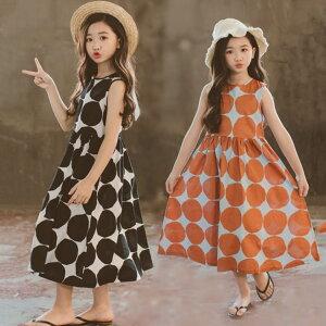 親子服 ワンピース 韓国子供服 ジュニア dress 通学 ワンピ キッズ用プルオーバー親子服 韓国 子ども服 春夏 女の子 キッズ用 親子服