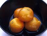ご家庭のおせちに、もう一品『金柑蜜煮』