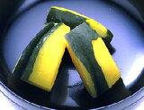 【京料理】南京含め煮 1パック(3ヶ入り)素材おせち 旬  南京 かぼちゃ 彩り 老舗 煮物