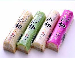 【京料理】小袖蒲鉾 1枚 素材 おせち 旬  彩り蒲鉾 かまぼこ 京都 練り物 老舗 縁起物