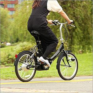 ノーパンク電動アシスト折り畳み自転車FIELDCHAMPFDB20E(折りたたみ20インチ電動自転車アシスト自転車大人用)
