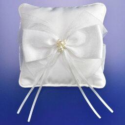 リングピロー 完成品 ブライダル ウエディング エレガント レース シルク 披露宴 挙式 指輪 結婚式 リングピロー2540 日本製 ネット専売 別注