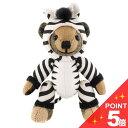 BURBERRY バーバリー キーチャーム 2021年春夏新作 8028547 Thomas Bear Charm in Zebra Costume レディース Archive Beige