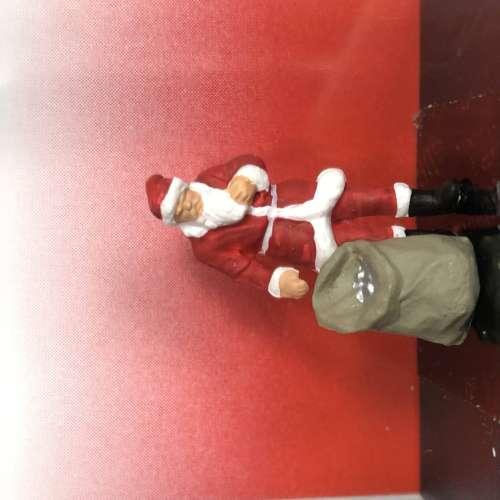 サンタクロース(29027)【Preiser】【1/87】【ミニチュア】【ジオラマ】【フィギュア】