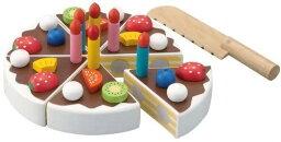 対象3歳以上 おままごと 木製おもちゃ たのしいケーキ職人 エドインター Edinter 乳幼児おもちゃ