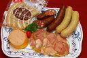 ブルートヴルスト(血のソーセージ)など重厚な味の商品詰合せ〜ドイツ紀行〜重厚な味のグルメお...