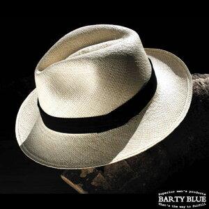 ボルサリーノ タイプ パナマハット BARTY BLUE / バーティ ブルー Barty Classic バーティ・クラシック
