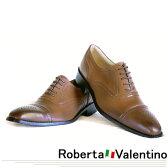 職人の技 夢のコラボレート企画 Roberta Valentino/ロベルタ・バレンティノ ハンドメイド ビジネスシューズ #292BR