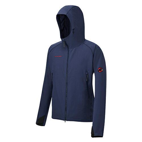 マムート MAMMUT SOFtech CLIMB Light Hooded Jacket Men / カラー...