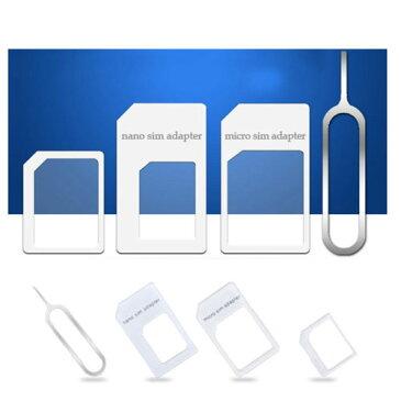sim カード 変換 アダプター simピン付き iPhone iPad iPod Samsung Android ルーター Apple アイフォン サムスン アンドロイド