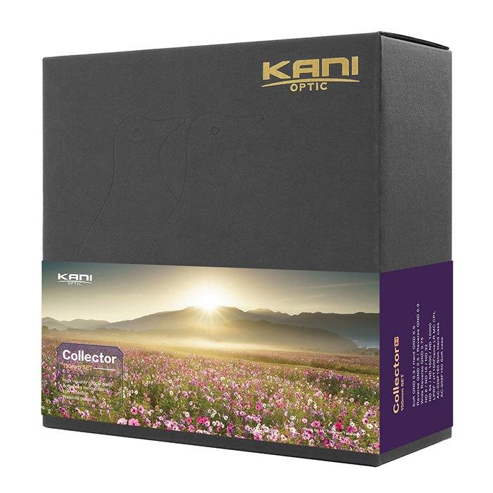 KANIフィルター コレクターセット 150mm 角型フィルター