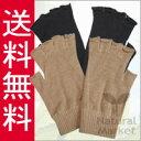 【送料無料】UV手袋 日焼け止め手袋 指なし短手袋(オーガニックコット...
