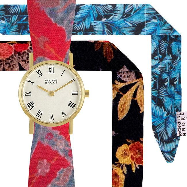 腕時計, レディース腕時計 SALE GOLD MARCEL BABY CASE SET RICH GONE BROKE GMBCASE RGBS1813 BL107 RGBS1805