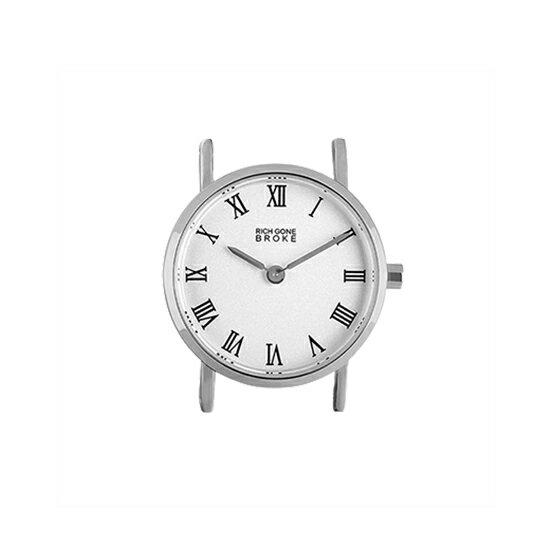 腕時計, レディース腕時計  SILVER MARCEL BABY CASE RICH GONE BROKE SMBCASE