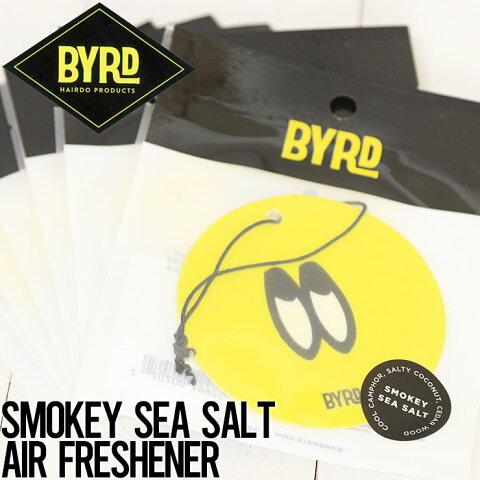BYRD バード AIR FRESHENERS エアフレッシュナー SMOKEY SEA SALT AIR FRESHENER