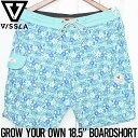 VISSLA ヴィスラ GROW YOUR OWN 18.5 BOARDSHORT ボードショーツ M103PGYO