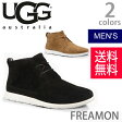 UGG/アグ 正規品 メンズ FREAMON/フリーモンブーツ カジュアル オーストラリア 1007645 BLK CWHT【あす楽】【送料無料】
