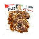 【送料無料】【冷蔵便】ジャンチュンドン スライス 味付け 豚足 400g 市場 スンデ 500g 韓国 食品 料理 おつまみ コラーゲン 2