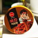 【送料無料】オーテイスト 即席 ジャジャン トッポキ&ヌードル 5個 カップトッポキ ジャジャン味 チャジャン 韓国 食品 料理 食材 非常食