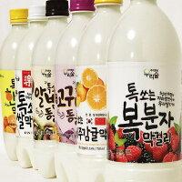 【送料無料】選べる果汁マッコリ6種韓国食品お酒マッコリ果物マッコリ韓国お酒お米酒フルーツマッコリ