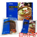 【麺+スープ】宋家 水冷麺 セット 1人前 GOSEI 韓国...