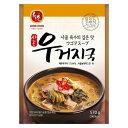 ハウチョン 牛骨 ウゴジ スープ 570g 約2食分 韓国 食品 食材 料理 レトルト 非常食 保存...