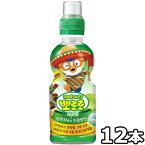 【送料無料】ポロロ りんご味 ジュース 235ml 12本 パルド ヤクルト お子様 子供 赤ちゃん 栄養 飲料 韓国 韓流 食品 大人気