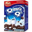 オレオオズ 500g OREO O's 食事代用 朝食 シリアル 韓国 限定 製造 販売 お菓子 チョコクッキー チョコ 食品 POST ポスト
