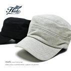 HIDETRADINGスウェットワークキャップメンズ帽子メンズ帽子ゴルフゴルフキャップゴルフ帽子カジュアルフリーサイズ春夏秋冬