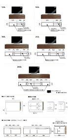 エルバ/オッジオ格子のテレビ台テレビボード北欧完成品【送料無料】【国産家具】【180L210L240L配送設置無料】※幅により価格が変わるためご注文後正しい金額メールします。[北欧ローボード収納家具AVボードAV収納]