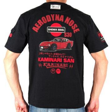 トップス, Tシャツ・カットソー  KAMINARI T Z 240Z KMT-216MXXL2021