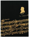 楽譜ファイル・モーツァルト/ブラックMUSIC FILE ミュージックファイル