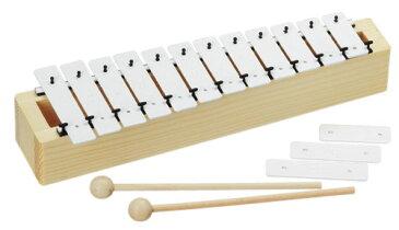 メタロフォンサウンドチャンパー(12音)goldon【ミュージック・フォ・リビング/ MUSIC FOR LIVING】【知育玩具・知育楽器・楽器玩具】02P03Dec16