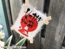 【雑貨】お正月飾り 豆凧ピック 初日の出【お正月 雑貨 かわ...