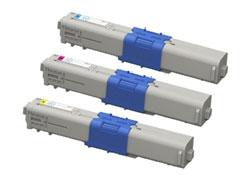 商品名:MIKASAリサイクルトナー参考型名:TNR-C4JC1,M1,Y1よりどり3本セットリサイクルトナー(沖データ)(C301dn)【送料/手数料無料】