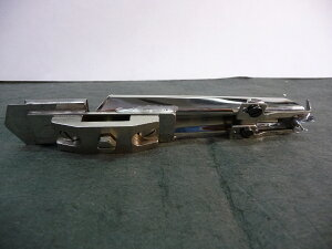 SSM-D12-3H型本式3つ折りバインダー厚物用