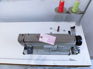 【中古】ジューキ ミシン JUKI刺繍ミシン モデルNO− LZ-271型 頭部のみ テーブル・脚・モーターは別お見積りとなります。
