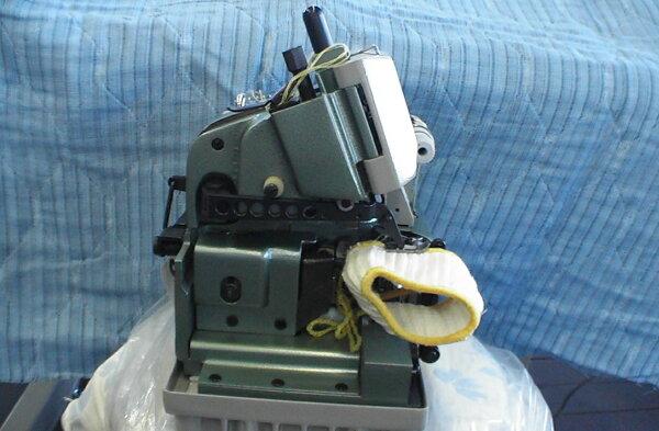 【】Pegasus1本針3本糸軍手の手首のオーバーロック専用ミシン。ペガサスDCR-942型頭部のみ。弊社にてオーバーホール済み。新品と同じく6か月の保証付きです。「テーブル・脚・モーターは、別お見積りとなります。」