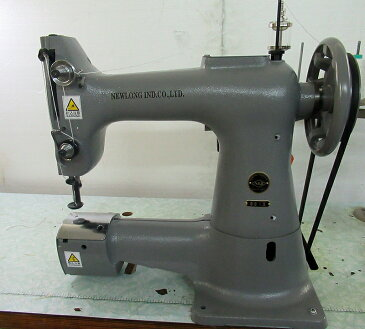 日本製 NEW LONG ニューロング DD-5型 補修用本縫い1本針ミシン 頭部のみ