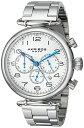 アクリボス Akribos XXIV 男性用 腕時計 メンズ ウォッチ シルバー AK764SS 送料無料 【並行輸入品】