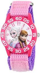 ディズニー Disney 子供用 腕時計 キッズ ウォッチ ホワイト W001790 【並行輸入品】