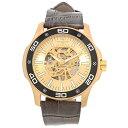 インビクタ Invicta インヴィクタ 男性用 腕時計 メンズ ウォッチ ゴールド 17262 送料無料 【並行輸入品】