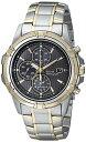 セイコー SEIKO 男性用 腕時計 メンズ ウォッチ グレー SSC142 送料無料 【並行輸入品】