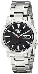 セイコー 5 SEIKO 男性用 腕時計 メンズ ウォッチ ブラック SNK795 【並行輸入品】