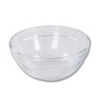 ガラスボウル (M) エステ 業務用 直径10cm ガラス製 ボール ボウル サロン カップボウル カップ 透明ボウル ボール かき混ぜ用 パック スパチュラ 食器 調理 ドーム プロ用 衛生的