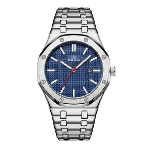 メンズ時計 腕時計 ファッションビジネスウォッチ カレンダークウォーツ時計