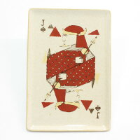 PLAYINGCARDSPLATElilldesignlabオリジナルスペードJ/Q/K