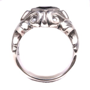 【M'scollectionエムズコレクション】シルバーキュービックジルコニアシルバーリングメンズジュエリーペアリング指輪石付きストーンアクセサリーsilver925シルバー925ギフトプレゼント送料無料XR-00110P05Sep15