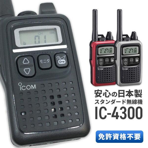 アマチュア無線機, ハンディー機  IC-4300 ( IC-4300L,IC-4350 ICOM IC-4300B IC-4300R IC-4300S )