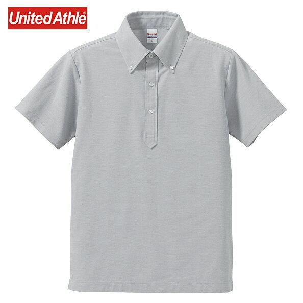 大きいサイズ ポロシャツ 半そで レディース メンズ 半袖 ボタンダウンポロシャツ XS S M L XL XXL XXXL XXXXLサイズ 15色